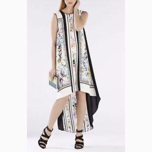 Bcbg Max Azria high low Mickayla dress. Size Large